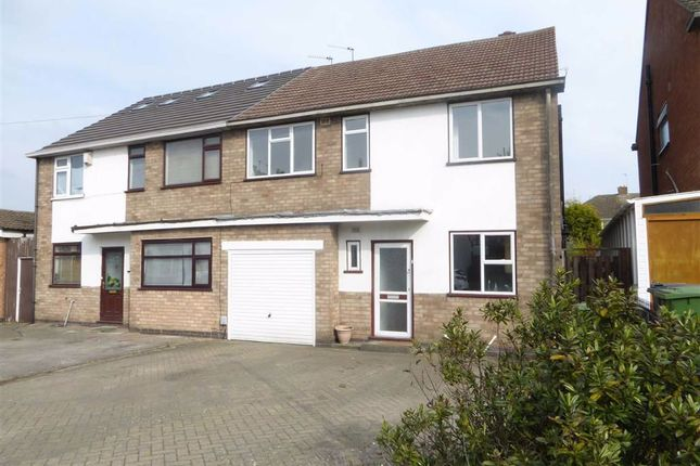 Thumbnail Semi-detached house to rent in Murcott Road East, Leamington Spa, Warwickshire
