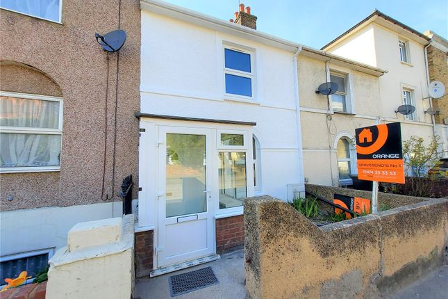 3 bed terraced house to rent in Wrotham Road, Gravesend DA11