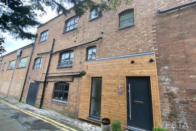 Thumbnail Terraced house for sale in Upper Tything, Worcester