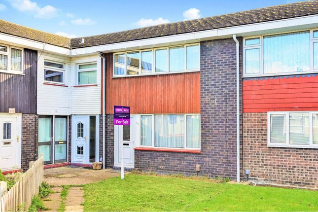Thumbnail Terraced house for sale in Woolmer Green, Basildon