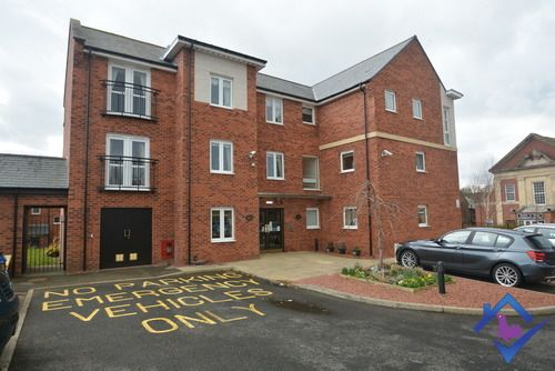 Thumbnail Flat to rent in Cestrian Court, Chester Le Street