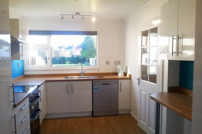 Thumbnail End terrace house to rent in Mallory Road, Bishops Tachbrook