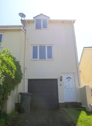 Thumbnail Terraced house to rent in Exe Hill, Torquay
