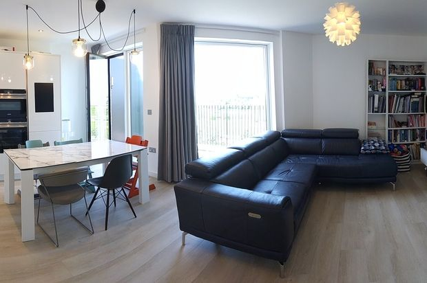 Thumbnail Flat to rent in Olympic Park Avenue, London