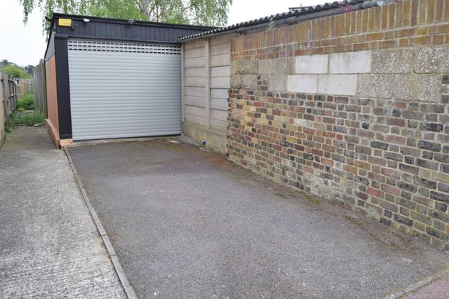Garage of Wyles Road, Chatham ME4