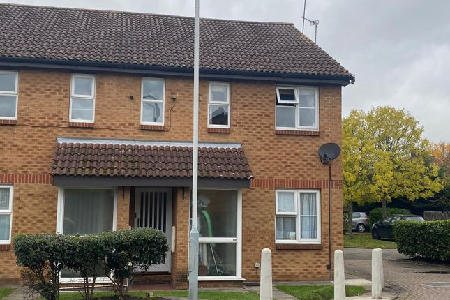 Maisonette for sale in Abbotswood Way, Hayes