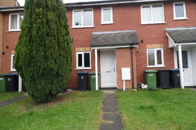 2 bed terraced house to rent in Talbott Close, Broughton Astley, Leicester