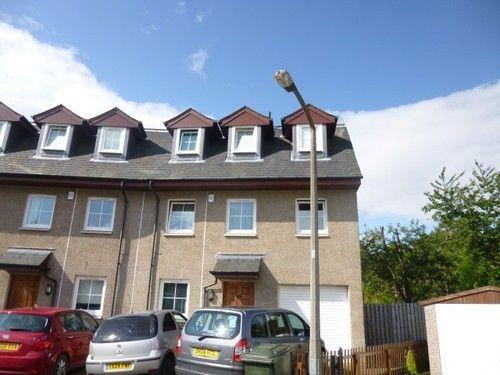 Thumbnail Town house to rent in Glendevon Avenue, Edinburgh