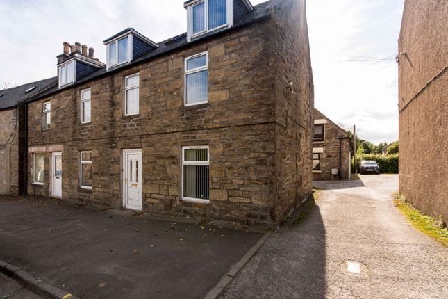 Thumbnail End terrace house for sale in Regent Street, Keith, Moray