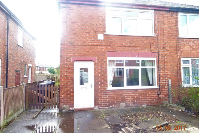 Thumbnail End terrace house to rent in Ena Crescent, Leigh