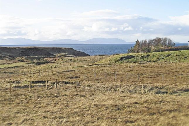 Thumbnail Land for sale in Building Plot, 17, South Erradale, Gairloch