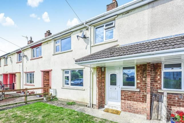 Thumbnail Terraced house for sale in Curteis Drive, Brompton On Swale, Richmond, North Yorkshire