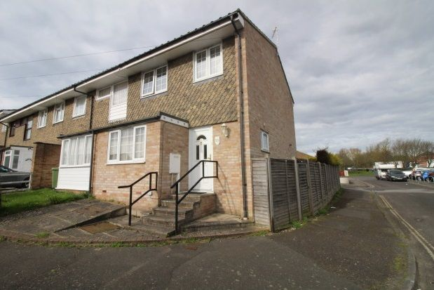 Thumbnail End terrace house to rent in Ivy Crescent, Bognor Regis