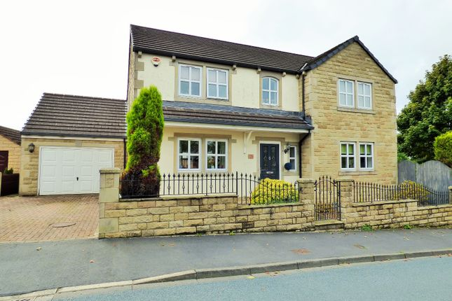 Thumbnail Detached house for sale in Lindsay Park, Worsthorne, Burnley