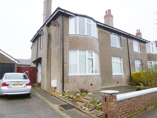Thumbnail Flat to rent in Regent Park Avenue, Morecambe