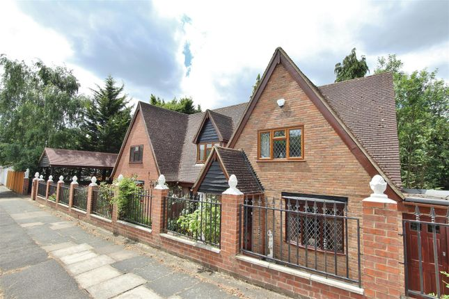 Thumbnail Detached house for sale in Ridgeway Road North, Osterley, Isleworth