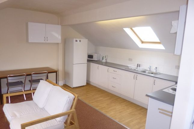 Thumbnail Flat to rent in High Road, Beeston, Nottingham