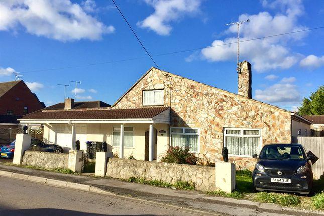 Thumbnail Detached bungalow for sale in Poores Road, Durrington, Salisbury