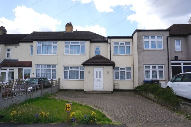 Thumbnail Terraced house for sale in Rollesby Road, Chessington
