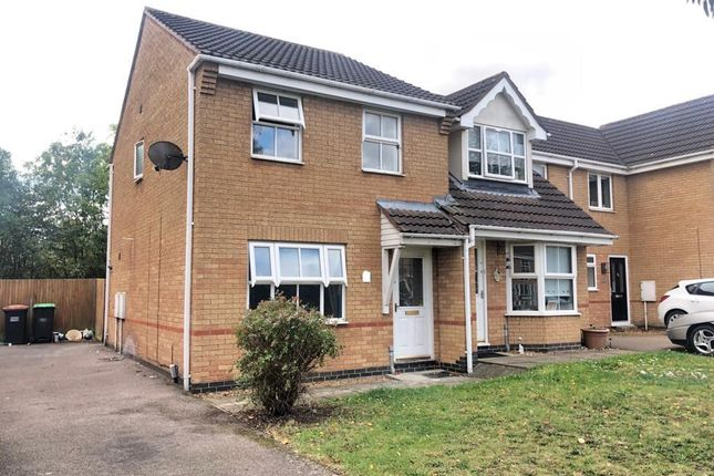 Thumbnail Property to rent in Kirkstall Close, Elstow, Bedford