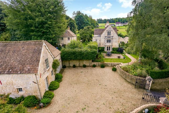Overview of Greenhouse Lane, Painswick, Stroud, Gloucestershire GL6