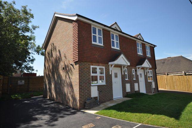 Thumbnail Semi-detached house for sale in Upper Horsebridge, Hailsham