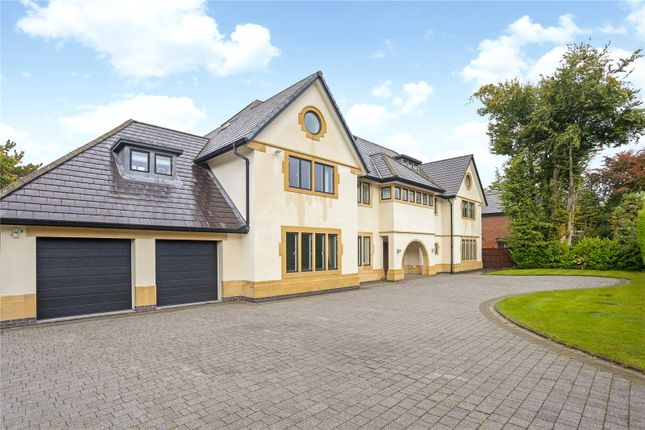 Thumbnail Detached house to rent in Eyebrook Road, Bowdon, Altrincham, Cheshire