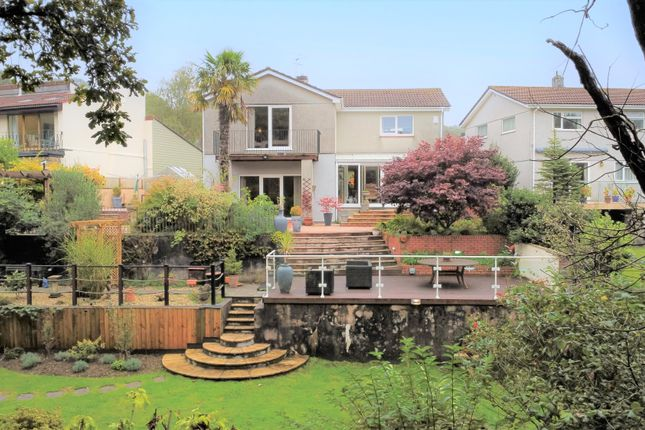 Thumbnail Detached house for sale in Pethill Close, Plymouth