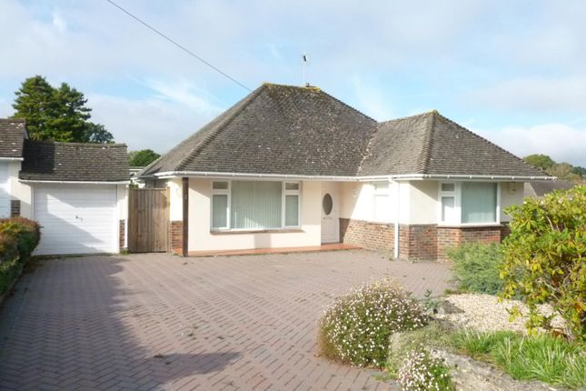 Thumbnail Bungalow to rent in Firshill, Highcliffe, Christchurch