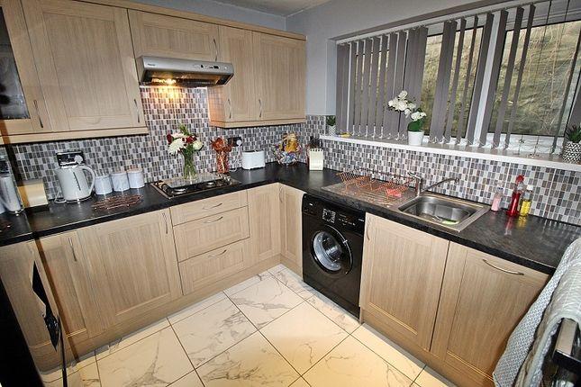 Kitchen of Penrhys Road, Tylorstown, Ferndale, Rhondda, Cynon, Taff. CF43