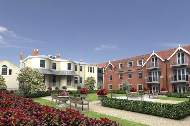 Thumbnail Flat for sale in 5 St George's House, Audley St George's Place, 2 Church Road, Edgbaston