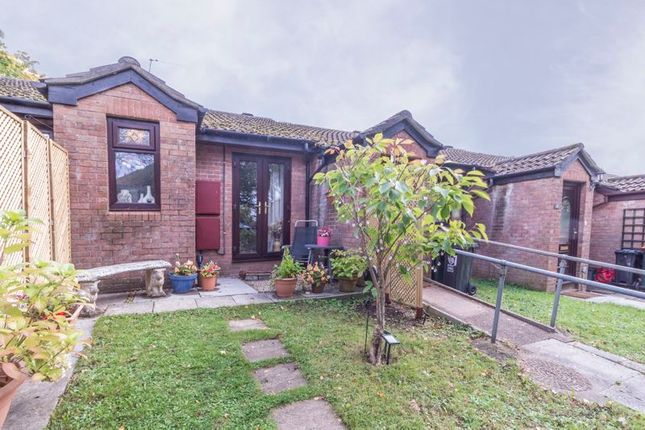 Thumbnail Terraced bungalow for sale in Will Paynter Walk, Newport