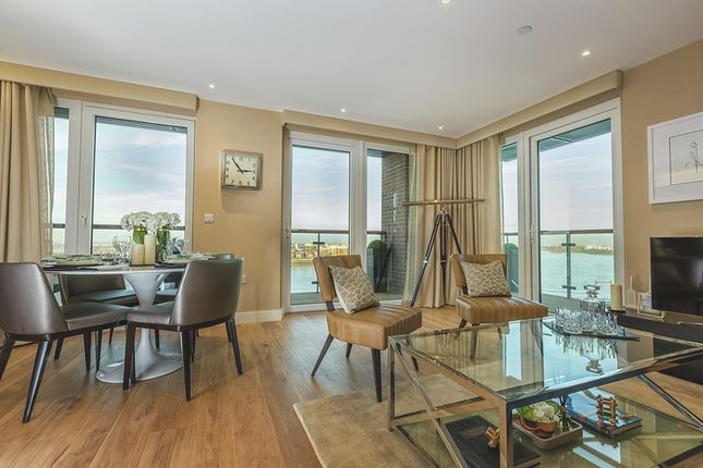 Flat for sale in Waterfront I, Royal Arsenal Riverside