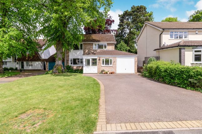 Thumbnail Detached house for sale in Bennion Road, Bushby, Leicester