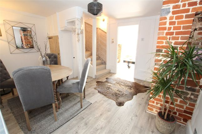 Dining Room of Rectory Lane, Sidcup, Kent DA14