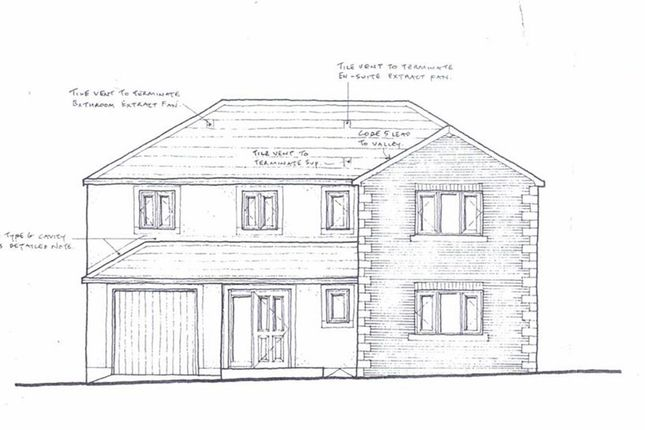 Thumbnail Land for sale in Row Brow Park, Dearham, Maryport