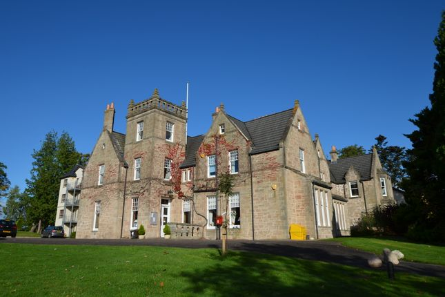 Thumbnail Flat for sale in 9 Firhall House, Nairn, Highland