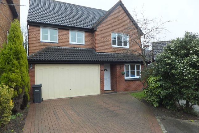Thumbnail Detached house to rent in Monkspath, Sutton Coldfield, West Midlands