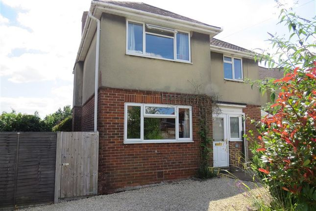 Thumbnail Flat to rent in Witts Hill, Southampton
