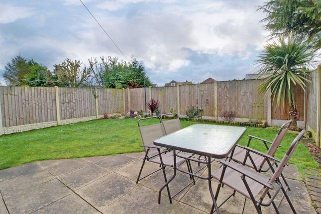 Garden of Evergreen Way, Brayton, Selby YO8