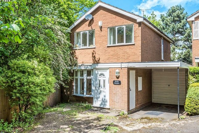 Thumbnail Detached house for sale in Newton Road, Great Barr, Birmingham