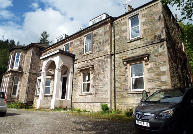 Thumbnail Flat to rent in Bullwood Road, Glengarr, Dunoon