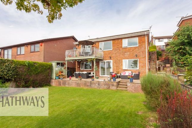 Thumbnail Detached house for sale in Trinity View, Caerleon, Newport