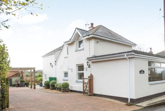 Thumbnail Detached house for sale in Yelverton, Devon
