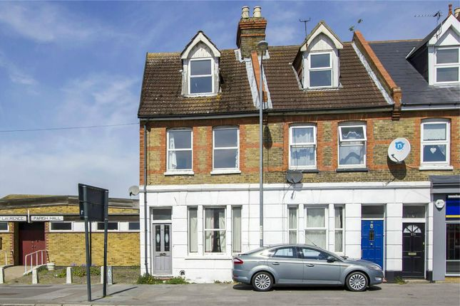 Thumbnail Terraced house for sale in High Street, St. Lawrence, Ramsgate