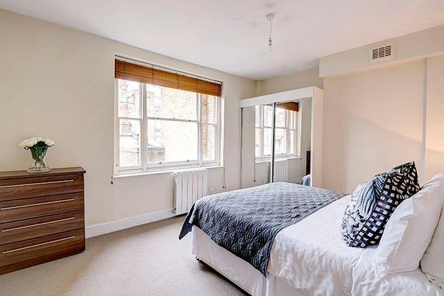 Typical Bedroom of Nottingham Place, London W1U