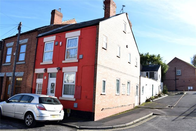 End terrace house for sale in Byron Street, Ilkeston, Derbyshire