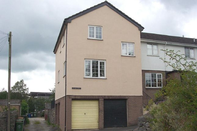 Thumbnail Town house to rent in Glebe Rise, Kendal, Cumbria