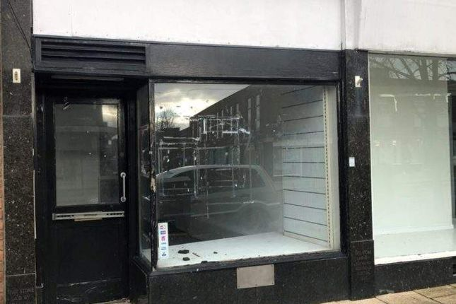 Thumbnail Retail premises to let in 53 High Street, 53 High Street, Alfreton, Derbyshire