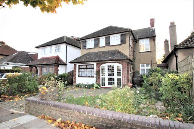 Thumbnail Semi-detached house for sale in De Bohun Avenue, Southgate